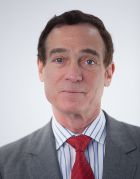 Portrait of David Gordon, Managing Director